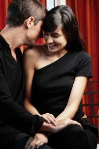Shy Guy Flirting with Girl